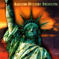 [Babylon Mystery Orchestra CD COVER]
