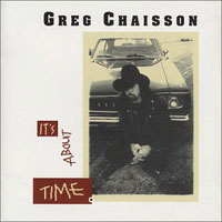 [Greg Chaisson CD COVER]