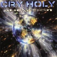 [Cry Holy CD COVER]