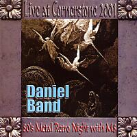 [Daniel Band CD COVER]