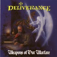 [Deliverance CD COVER]