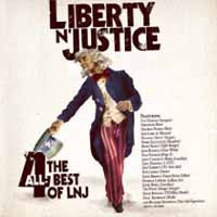 [Liberty N Justice CD COVER]