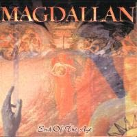 [Magdallan CD COVER]