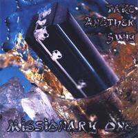 [Missionary One CD COVER]