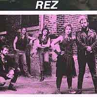 [REZ CD COVER]