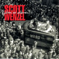 [Scott Wenzel CD COVER]