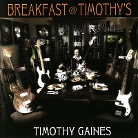 [Timothy Gaines CD COVER]