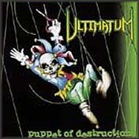 [Ultimatum CD COVER]