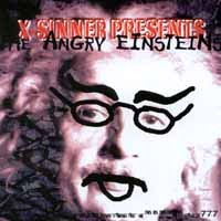 [X-Sinner CD COVER]